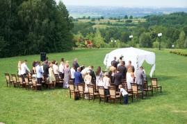 Ceremonia ślubna w plenerze ślub cywilny