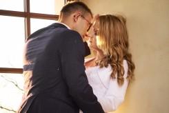 Plener ślubny w Krasiczynie na Zamku czułość