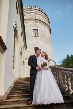 Plener ślubny Zamek Krasiczyn