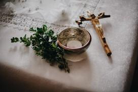 Przygotowania ślubne detale błogosławieństwo