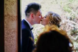 Przygotowania pierwszy pocałunek Państwa Młodych
